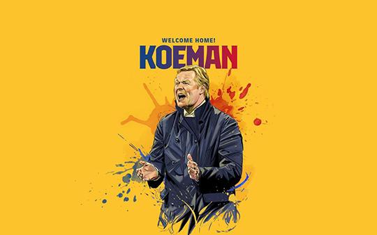 科曼出任巴萨一线队江苏卫视人间栏目主教练签约至2022年6月