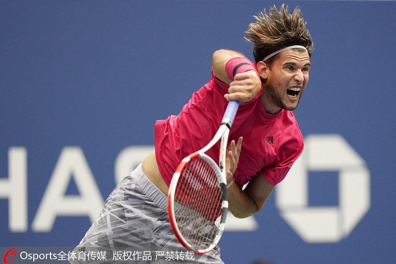 高清:美网决赛蒂姆3-2逆转战胜兹维列夫 首夺大满贯创历史