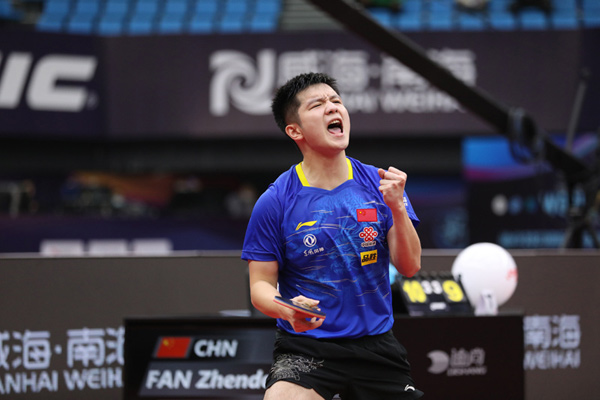 大话乒羽:一届不平凡的乒乓球世界杯
