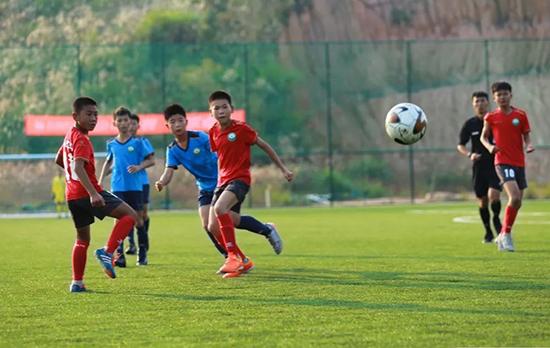 2020年北体青训杯体校武校青少年足球冠军赛成功落幕
