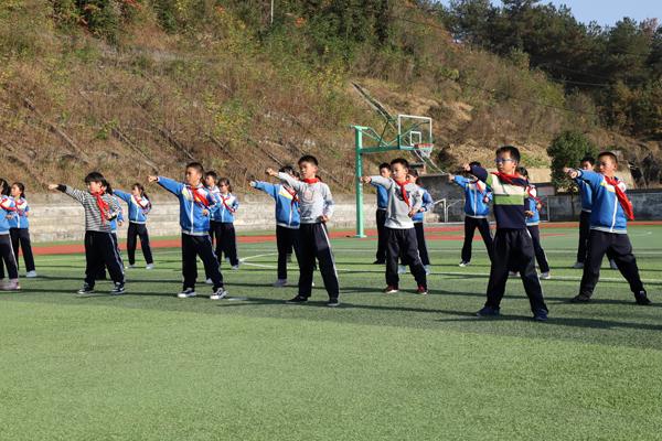 陕西:体教融合让更多孩子乐享运动 体学共长