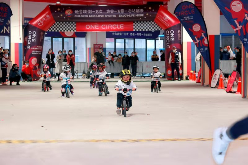 全国幼儿体育趣味赛总决赛圆满落幕