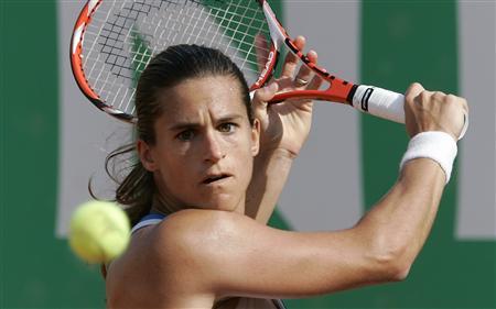 意大利网球赛 头号种子毛瑞斯莫第二轮被淘汰