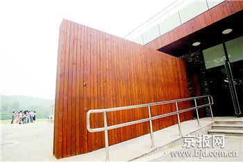 另外,针对飞碟靶场的使用需要,对于不拆除的永久性结构采用混凝土