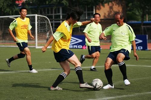 北京五人制足球赛鸣金 草根足球 风云激荡