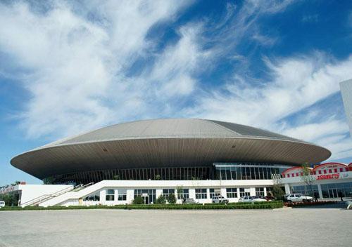 男篮亚锦赛举办地:天津体育馆