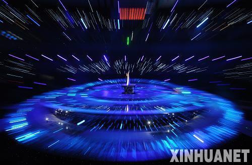 闭幕式主题歌《星空》 (2)--运动会--人民网