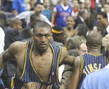 NBA一百单八将:罗恩·阿泰斯特之奥本山事件