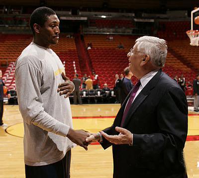 NBA一百单八将:罗恩·阿泰斯特之相关评价