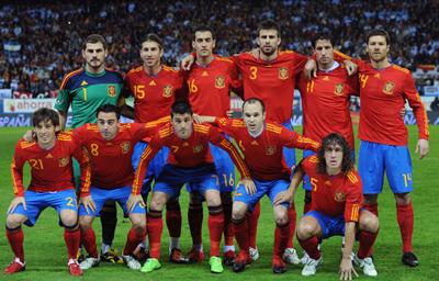 2010南非世界杯--世界杯疑似冠军扫描:阿根廷